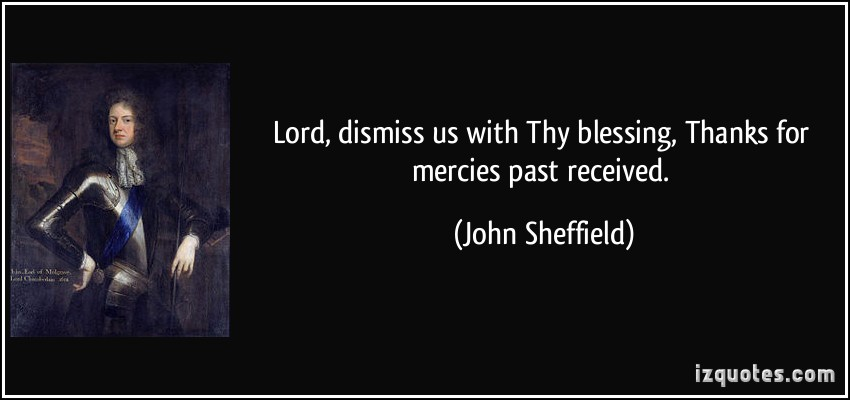 John Sheffield's quote #1