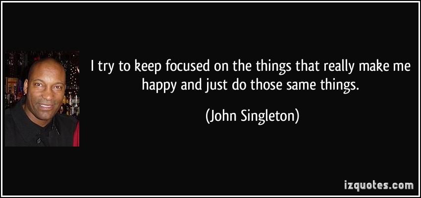 John Singleton's quote #1
