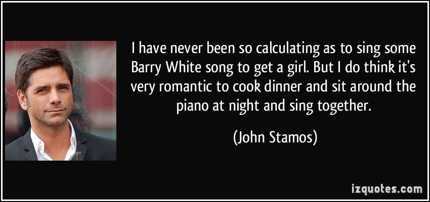 John Stamos's quote #1