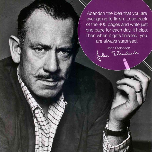 John Steinbeck's quote #6