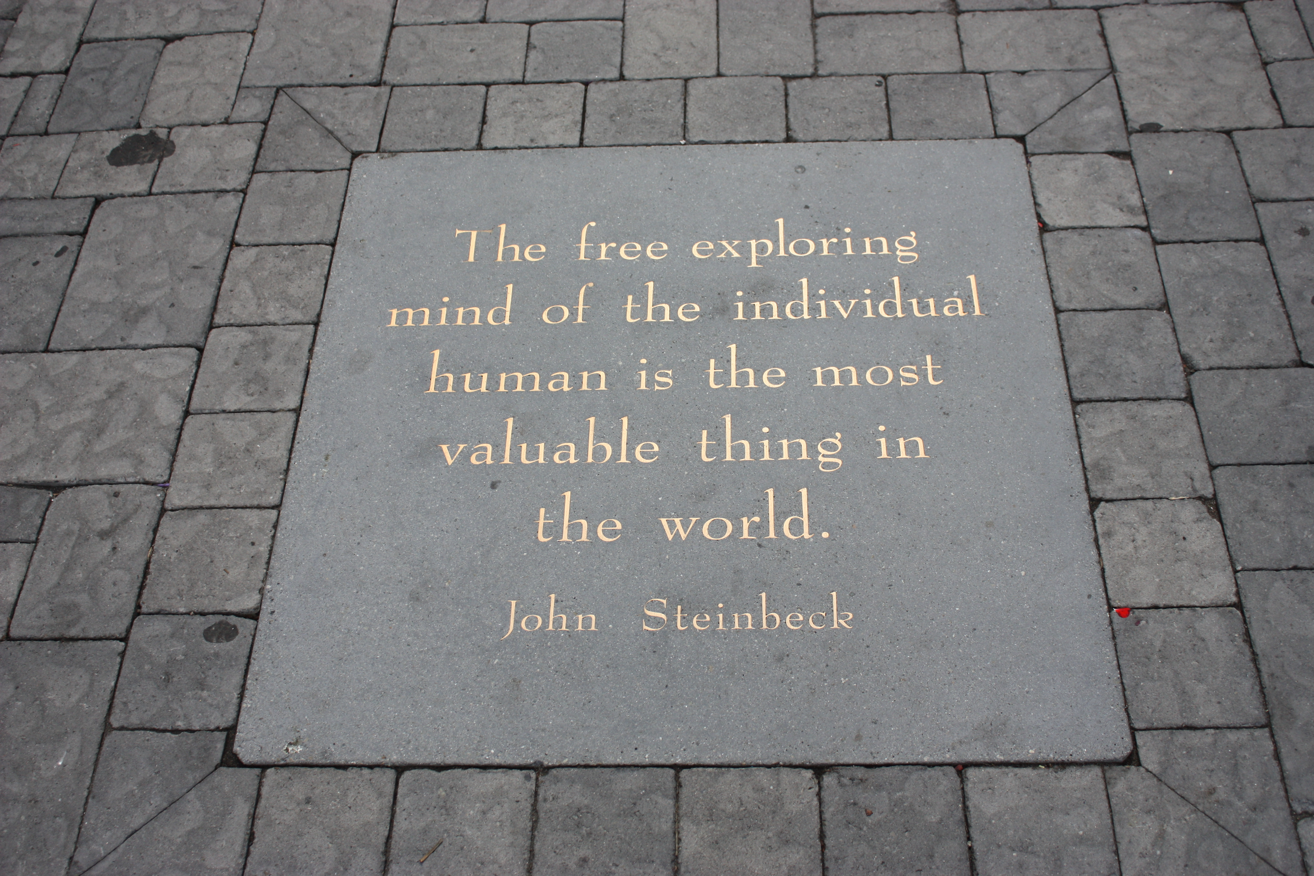 John Steinbeck's quote #2