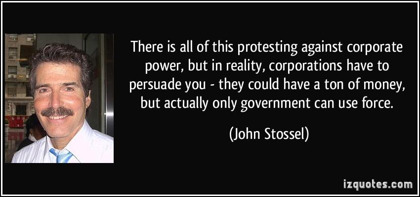 John Stossel's quote #1