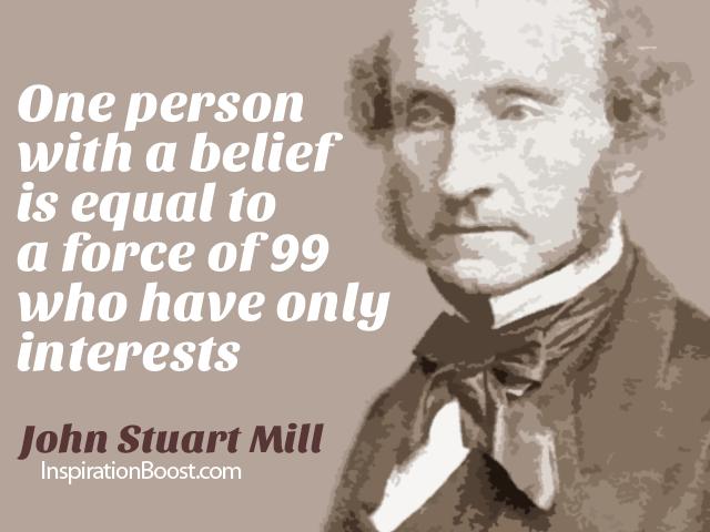 John Stuart Mill's quote #2