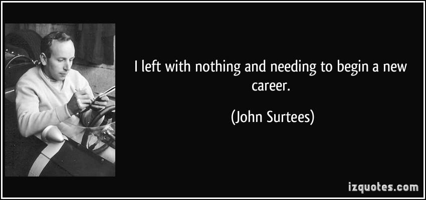 John Surtees's quote #2
