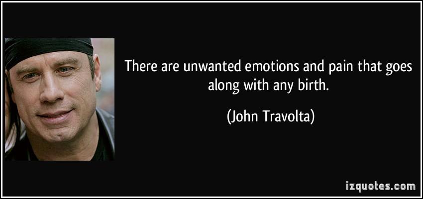 John Travolta quote