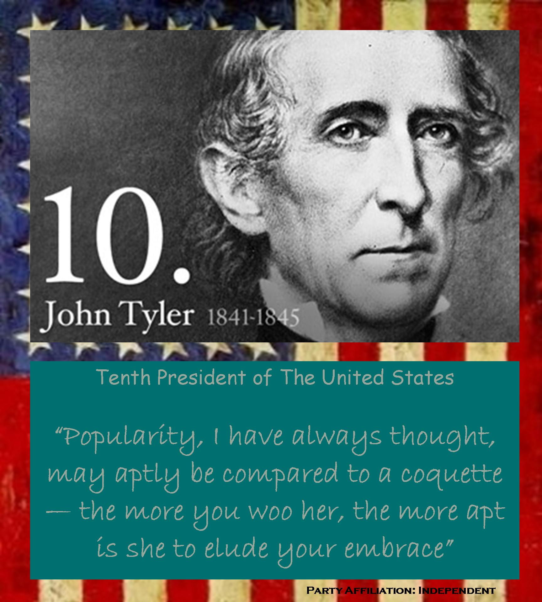 John Tyler's quote #1