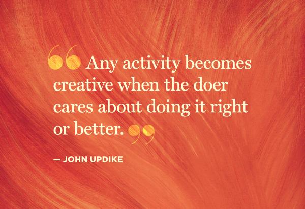 John Updike's quote #4