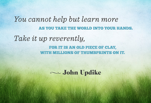 John Updike's quote #5