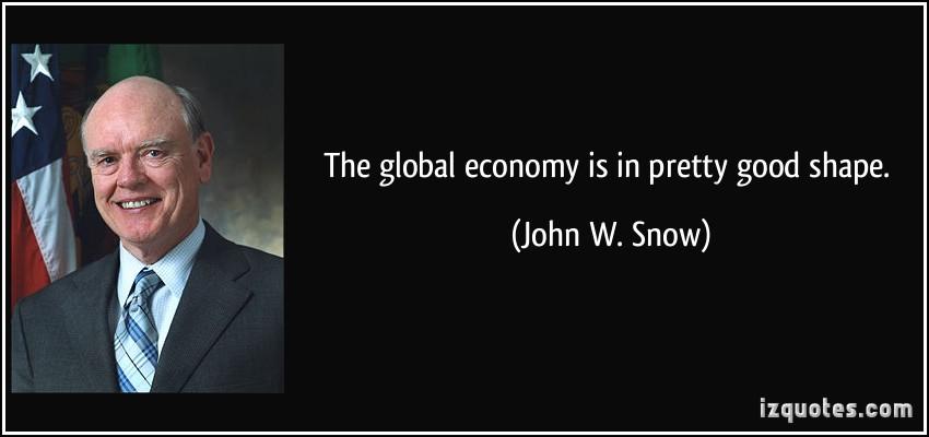 John W. Snow's quote #1