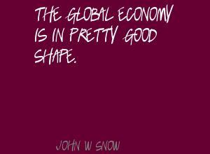 John W. Snow's quote #7