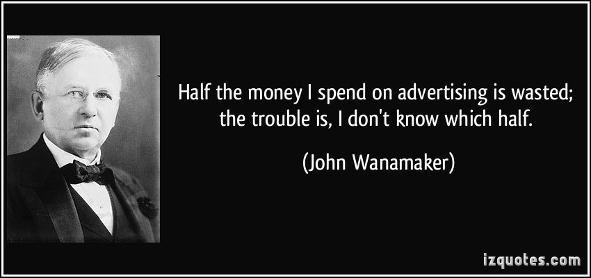 John Wanamaker's quote #2