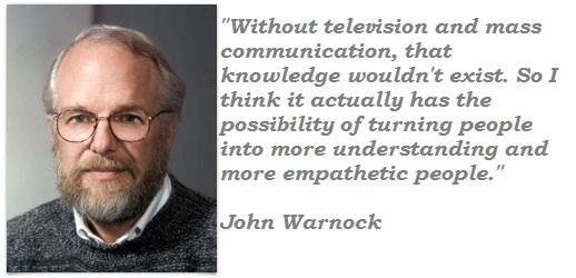 John Warnock's quote #1