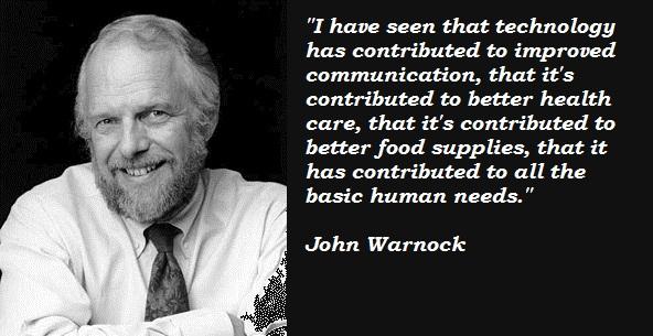 John Warnock's quote #2