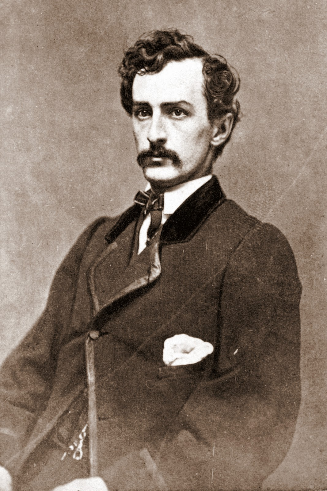 John Wilkes Booth's quote #8