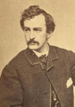 John Wilkes Booth's quote #6