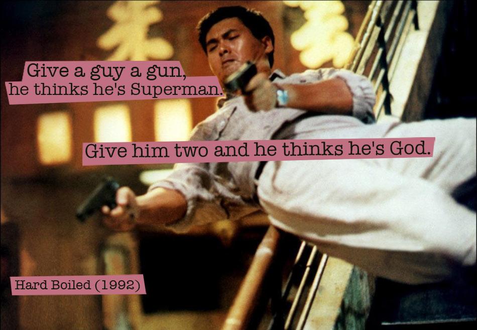 John Woo's quote #6