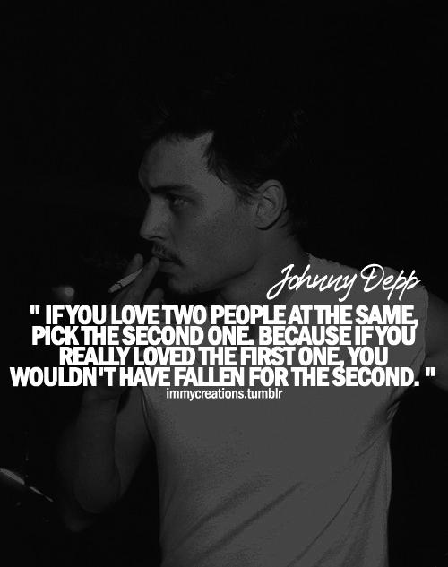 Johnny Depp quote #2