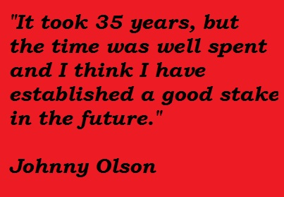 Johnny Olson's quote #1