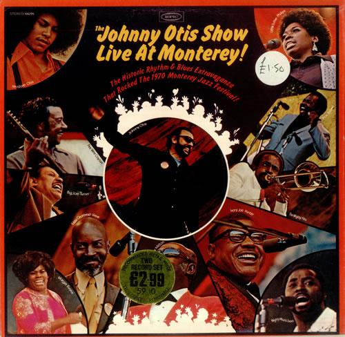 Johnny Otis's quote #3