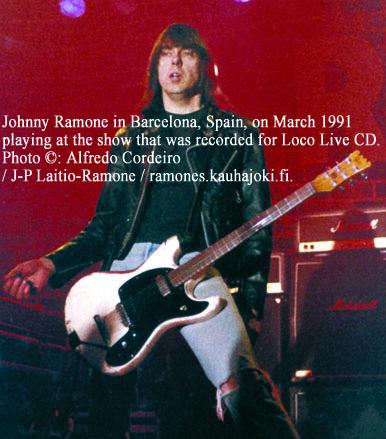 Johnny Ramone's quote #3
