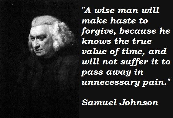 Johnson quote #1