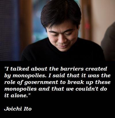 Joichi Ito's quote #8