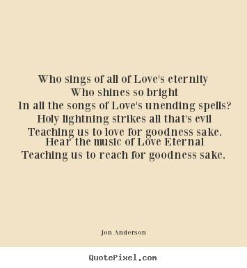 Jon Anderson's quote #3