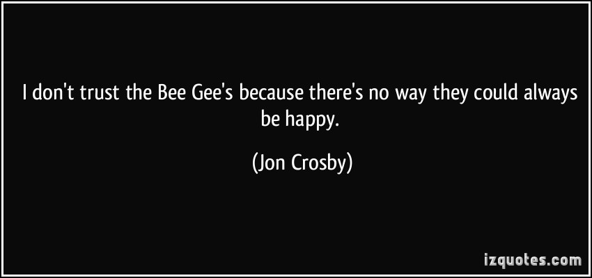 Jon Crosby's quote #1