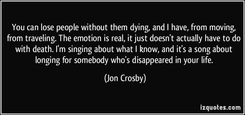 Jon Crosby's quote #4