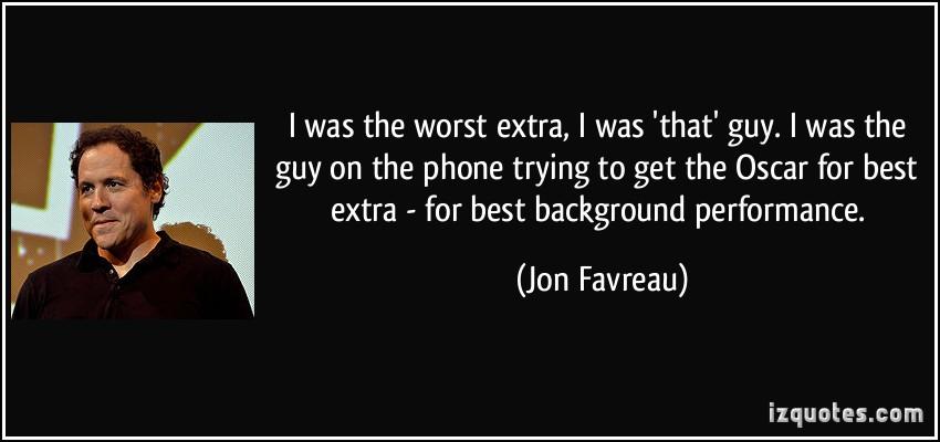 Jon Favreau's quote #6