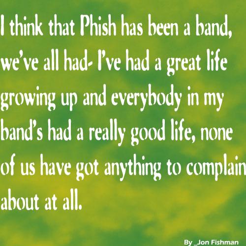 Jon Fishman's quote #2
