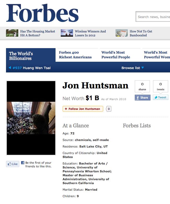 Jon Huntsman, Jr.'s quote #5