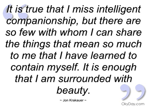 Jon Krakauer's quote #3