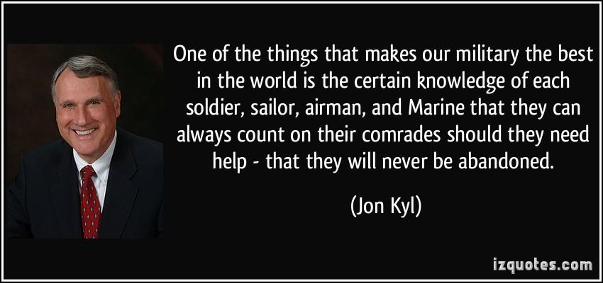 Jon Kyl's quote #6