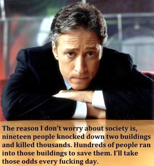 Jon Stewart quote #1