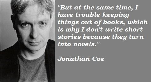 Jonathan Coe's quote #1