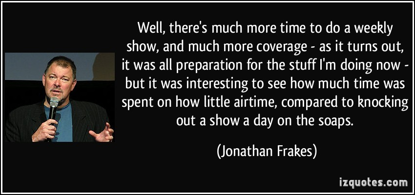 Jonathan Frakes's quote #6