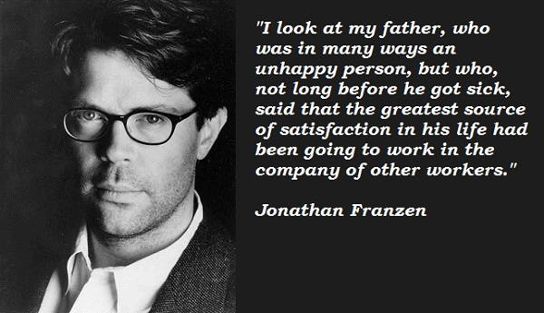 Jonathan Franzen's quote #3