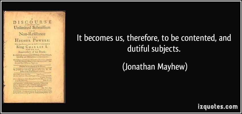 Jonathan Mayhew's quote #2