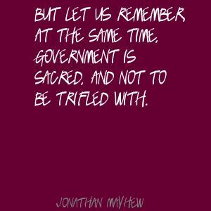 Jonathan Mayhew's quote #1