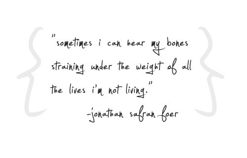 Jonathan Safran Foer's quote #5