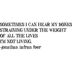 Jonathan Safran Foer's quote #7