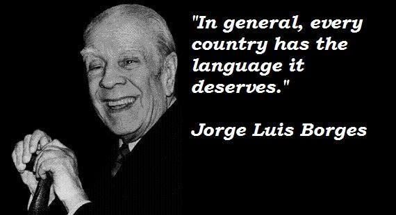 Jorge Luis Borges's quote #4