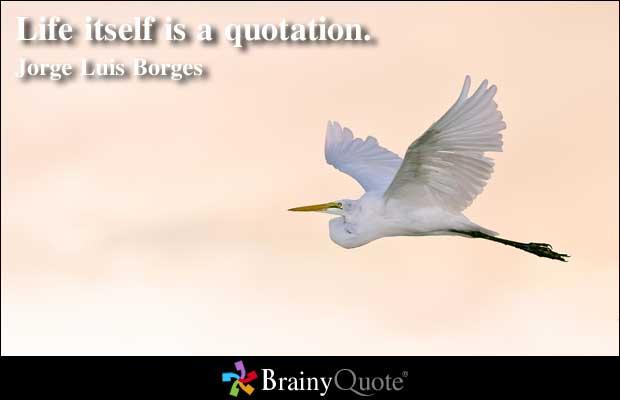 Jorge Luis Borges's quote #6