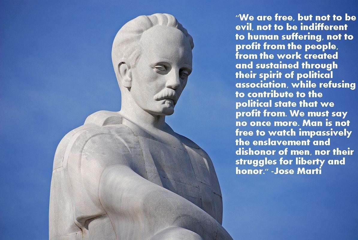 Jose Marti's quote #2