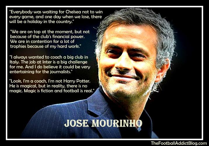 Jose Mourinho's quote #2