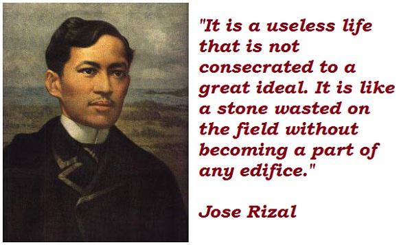Jose Rizal's quote #2