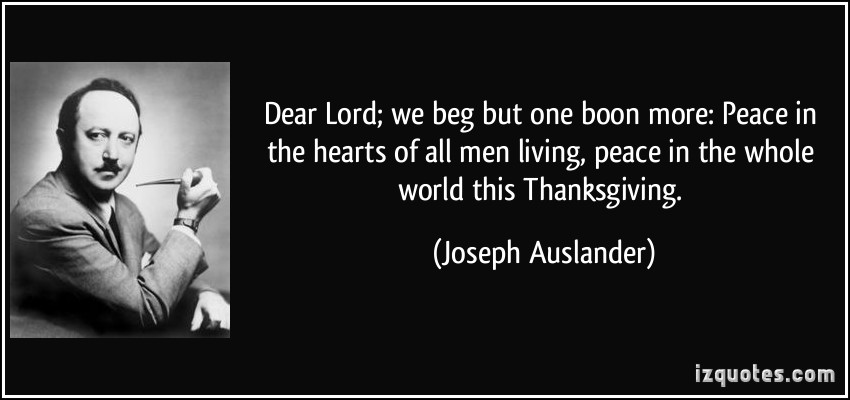 Joseph Auslander's quote #3