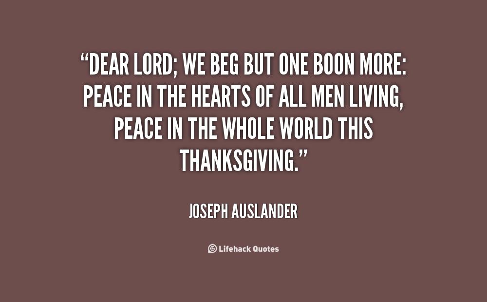 Joseph Auslander's quote
