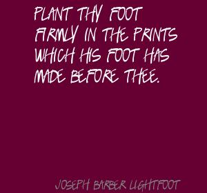 Joseph Barber Lightfoot's quote #1